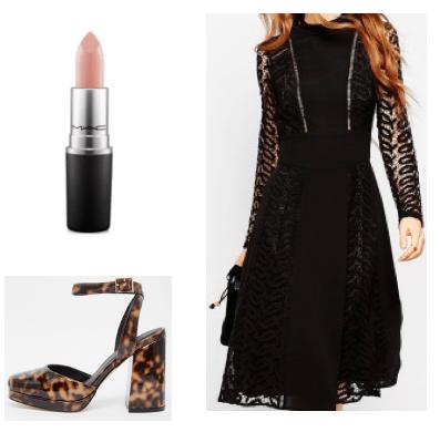 Adele Interview Dress