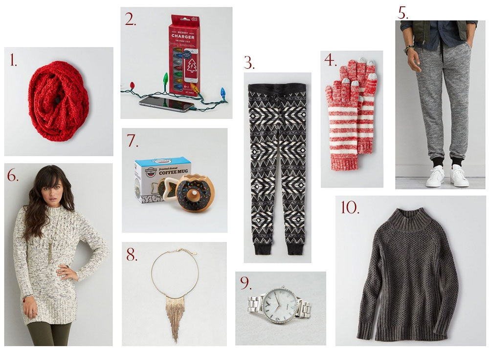 Gift ideas from AEO