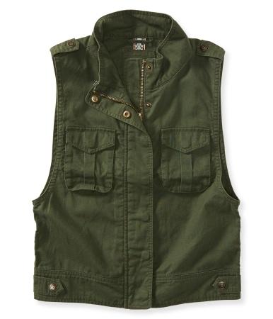 Aeropostale utility vest