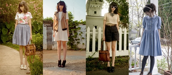 Brilliant Blogger: Rhiannon of Liebemarlene Vintage