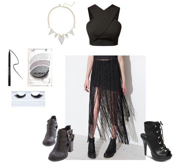 After School K-Pop fashion outfit