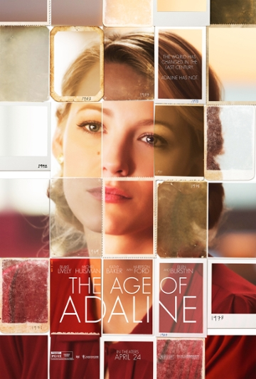 Age of Adaline Movie Poster