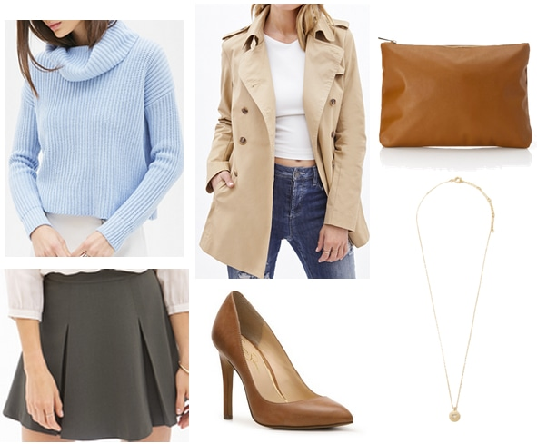 Age of Adaline Turtleneck Outfit