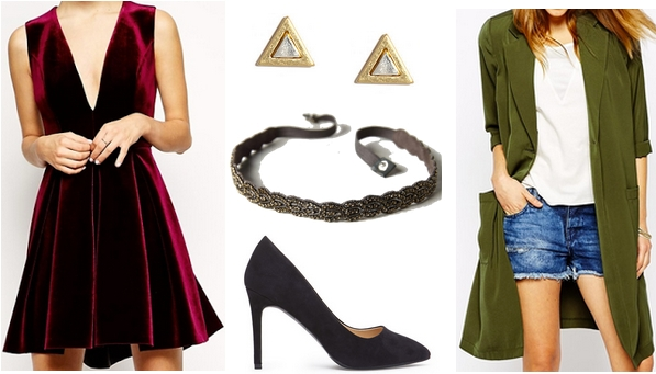 Age of Adaline Velvet Outfit