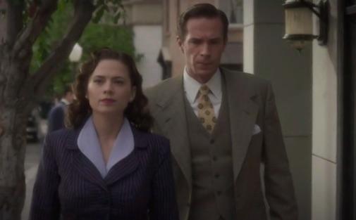 Agent Carter Screenshot