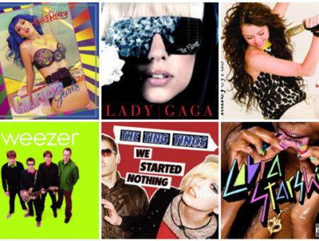 Weekend playlist album covers