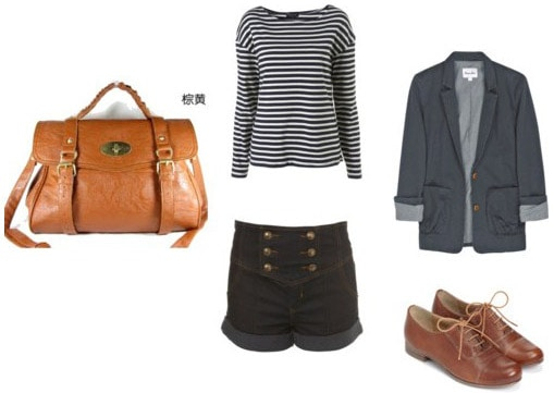 Alexa Chung day outfit