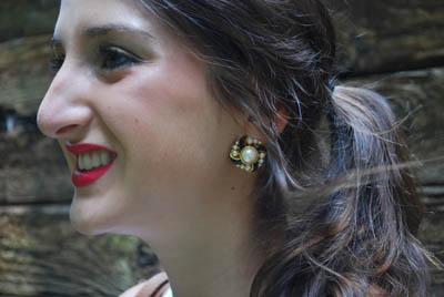 Alexa - Vintage Earrings