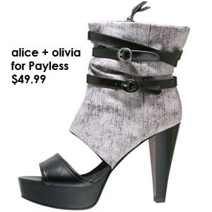 alice + olivia for Payless