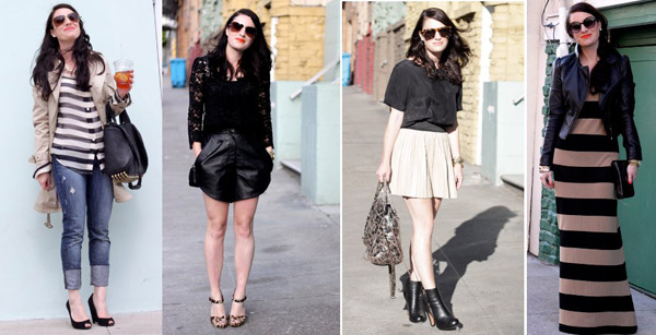 Fashion blogger Alicia of Cheetah is the New Black - 2