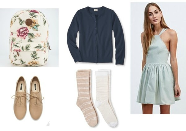 The Hundred Dresses Outfit