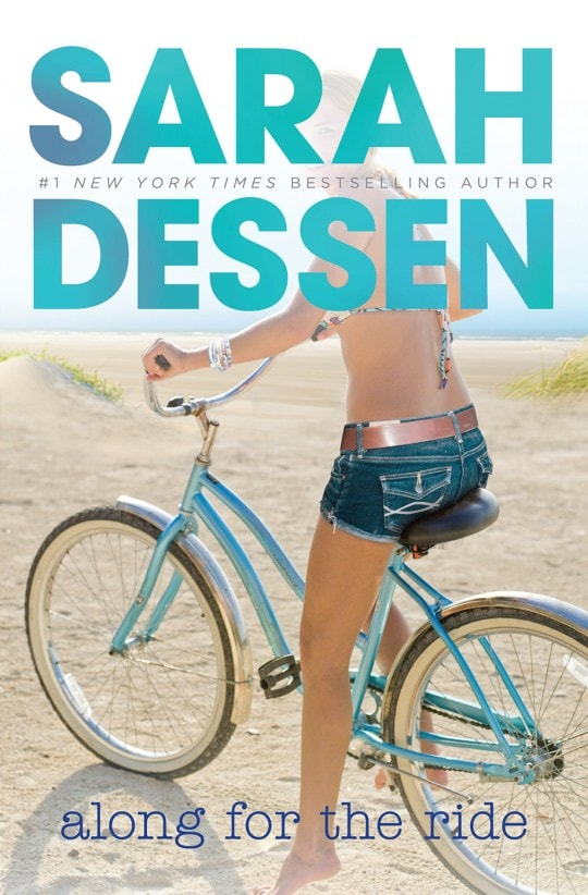 Sarah Dessen - Along for the Ride book cover