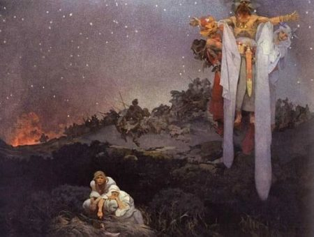 Alphonse Mucha's Slav Epic