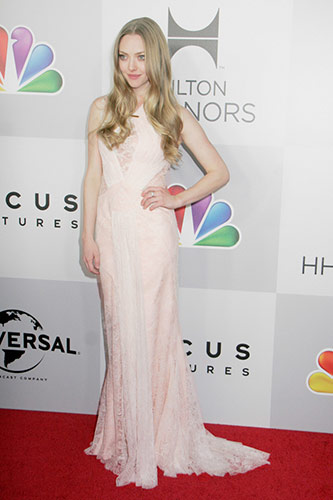 Amanda Seyfried at the 2013 golden globes