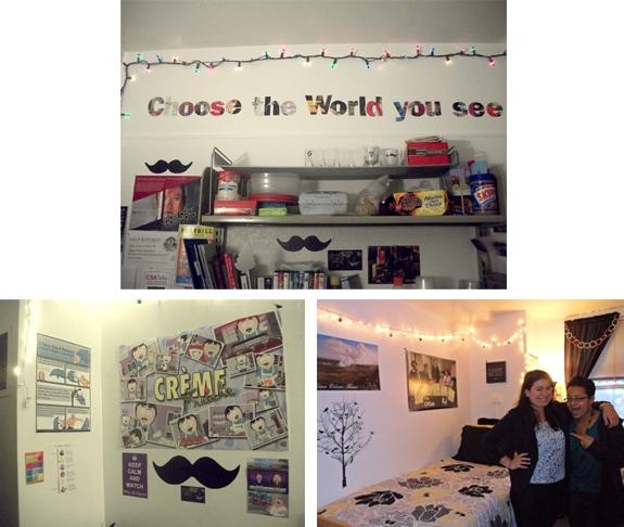Amanda's Dorm at Columbia