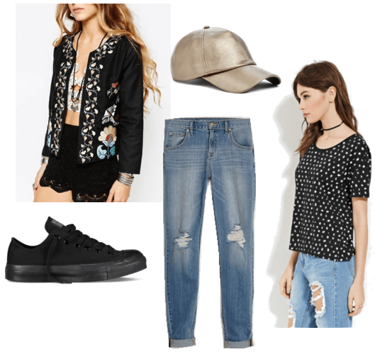 outfit inspired by
