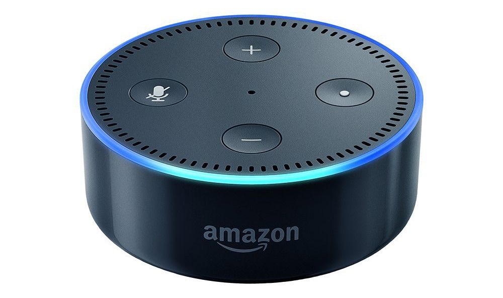 Best gifts for friends: Amazon echo dot