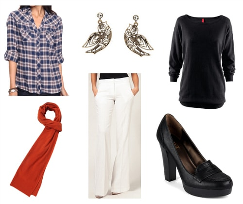 Amelia Earhart Inspired Outfit 2
