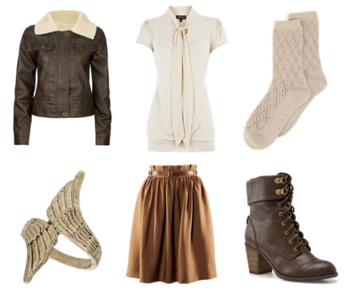 Amelia Earhart Inspired Outfit 3