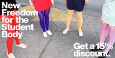 American Apparel Student Discount
