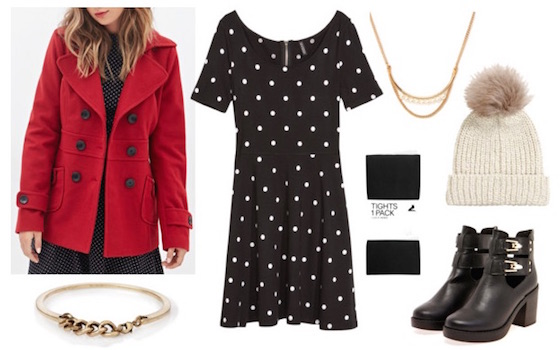 American Horror Story Outfit