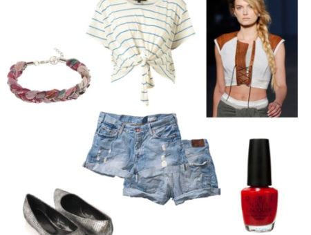 Americana outfit
