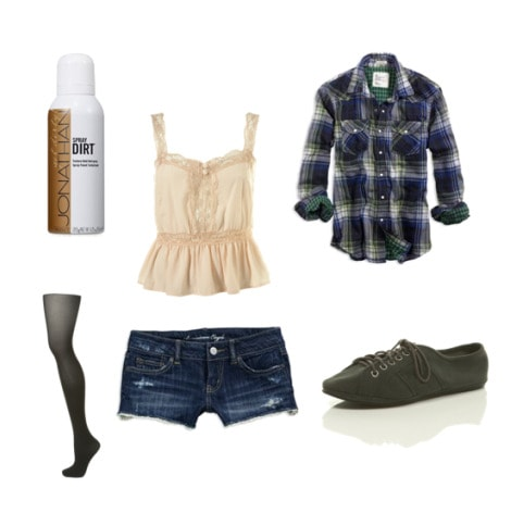 amusement park night outfit
