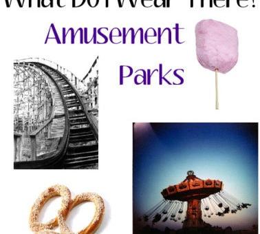 Amusement Park Fashion