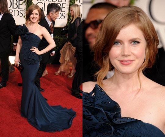 Amy Adams 2011 Golden Globes