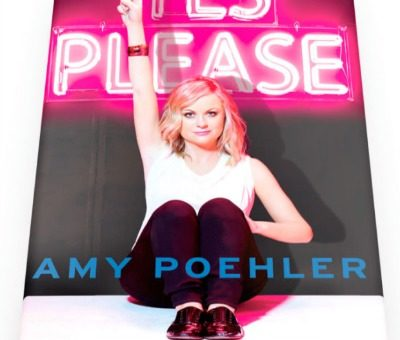 Amy Poehler Yes Please cover