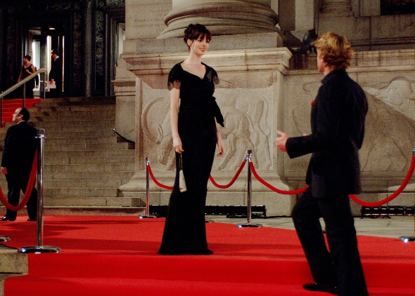Devil Wears Prada Black Dress