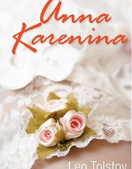 Anna Karenina book cover