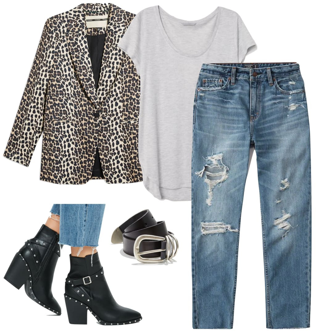 58b75ab4bc Go Wild with These Celeb-Inspired Animal Print Outfits - College Fashion