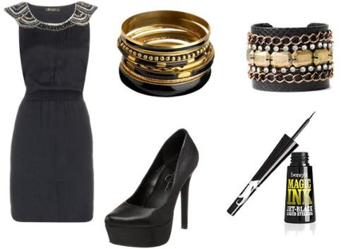 Anna Paquin Emmy Inspired Look