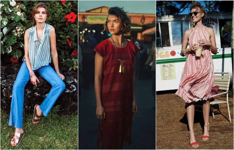 Anthropologie May 2016 Catalog