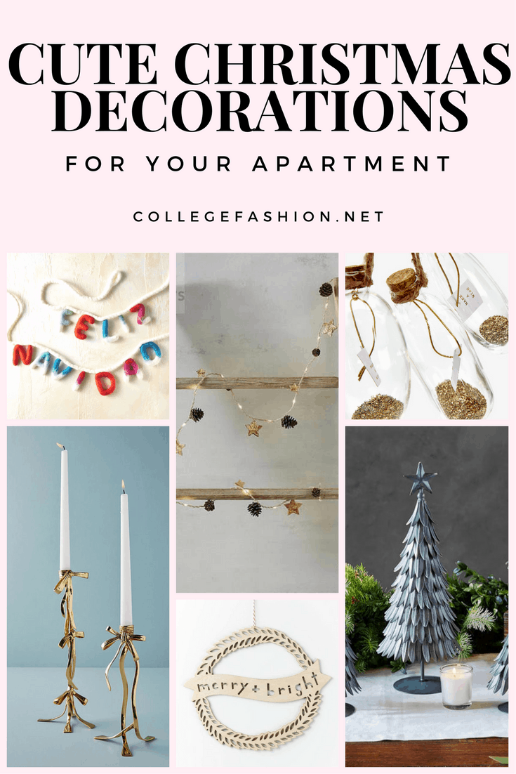 Apartment Christmas Decorations: 7 cute holiday decorations for apartment dwellers
