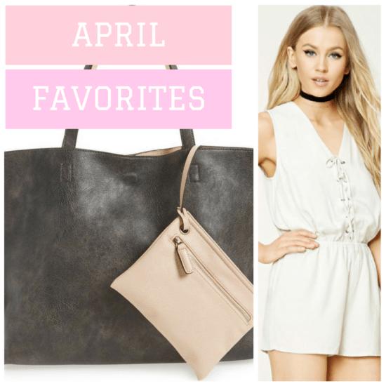 April 2017 favorites