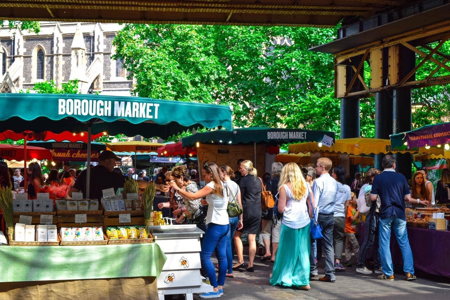 borough market, farmers market