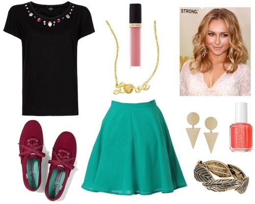 Aria Outfit Inspiration