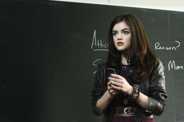 Aria Montgomery style - Pretty Little Liars