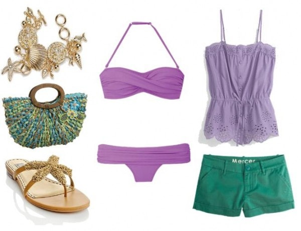 Ariel Outfit 1