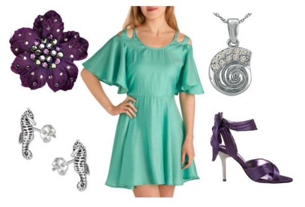 Ariel Outfit 4