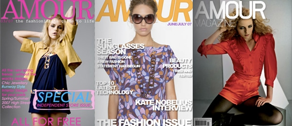 amour magazine