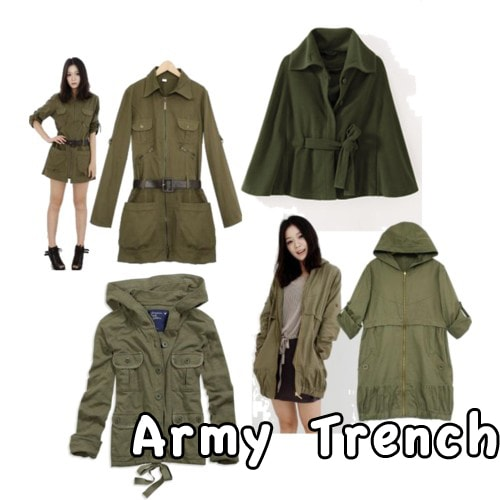 armytrench