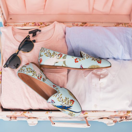 plan your travel outfits