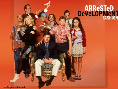Arrested development fashion