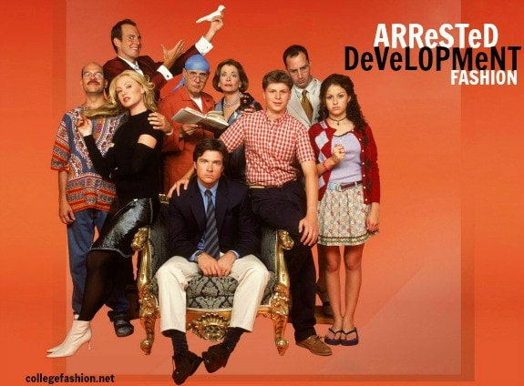 Arrested development fashion