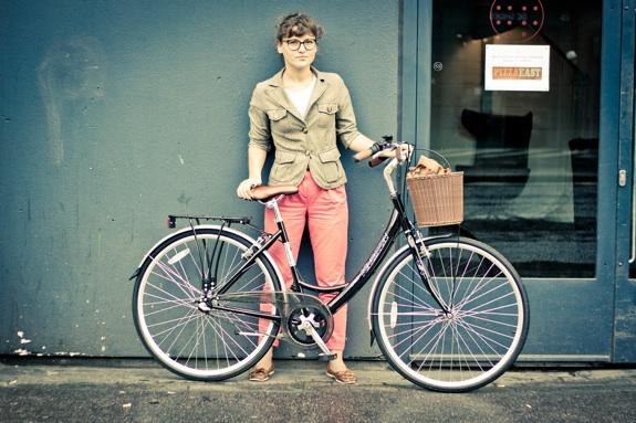 Ask CF-Bike Rider Fashion