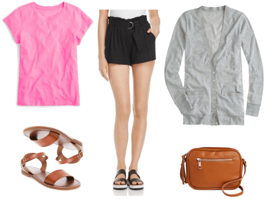"""Ask CF: How Do I Build a Capsule Wardrobe for My Trip Abroad?"" Outfit #5"