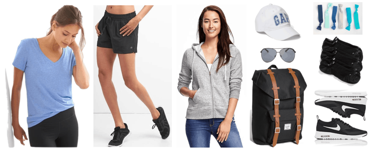 """Ask CF: How Do I Build a Capsule Wardrobe for My Trip Abroad?"" Outfit #2"